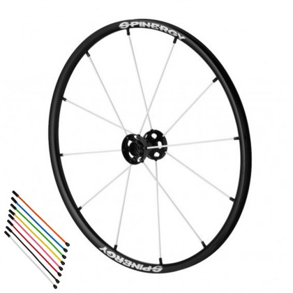 Spinergy® Lite Extreme LX with black hub
